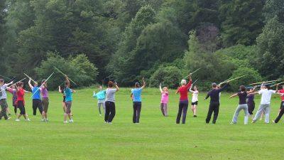 Gimnastica Bothmer: mișcare și socializare