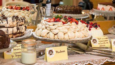 Ceainăriile Rendez-Vous te invită să deguști noile prăjituri!