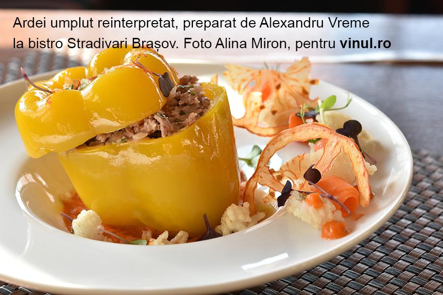 Alina Miron, food blogger