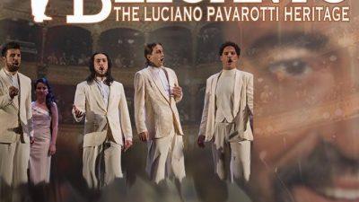 Belcanto-The Luciano Pavarotti Heritage în martie la București