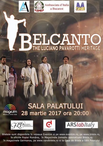 Belcanto-The Luciano Pavarotti Heritage