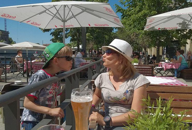 Viața e mai simplă în Germania. Berlin, 2015