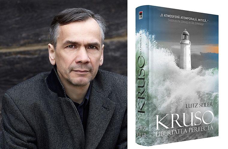 Editura Rao lansează Kruso, primul roman al poetului german Lutz Seiler