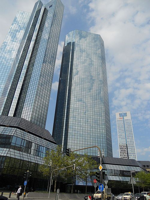 De ce călătoriile ne fac fericiți - Frankfurt