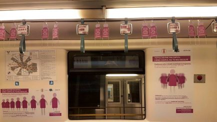 Parkinson la metrou