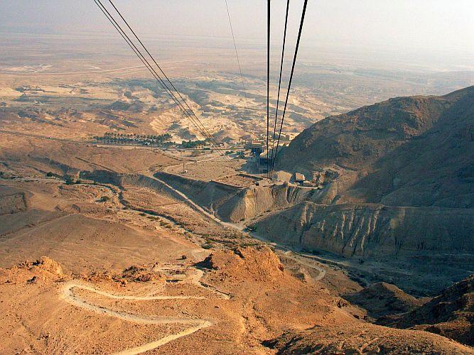 Masada, De ce călătoriile ne fac fericiți, foto: MDR