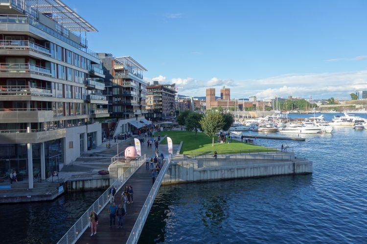 Oslo, De ce călătoriile ne fac fericiți, foto: MDR