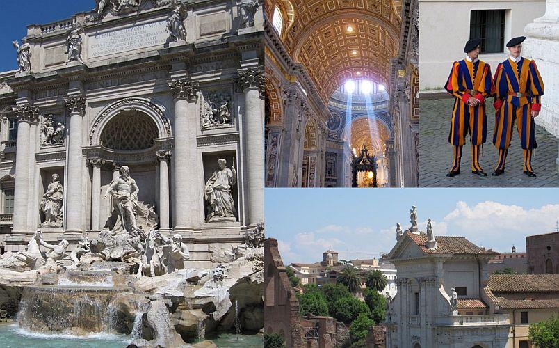 De ce călătoriile ne fac fericiți. Roma