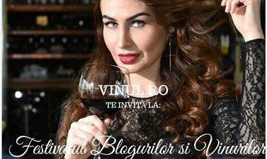 Festivalul blogurilor și vinurilor – întâlnirea anului între cititori și bloggerii de lifestyle