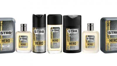 STR8 Hero pentru eroii din viața noastră