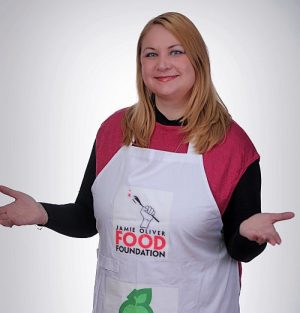 Raluca Vasile, Food Revolution in Romania