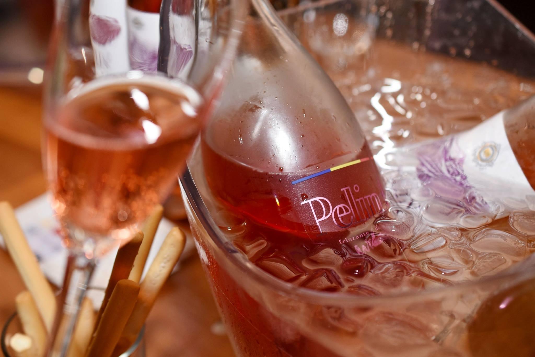 Festivalul blogurilor și vinurilor, Vin Pelin la rece