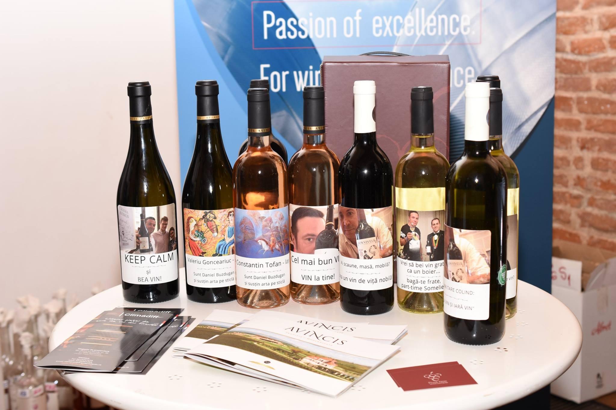 Festivalul blogurilor și vinurilor ediția I