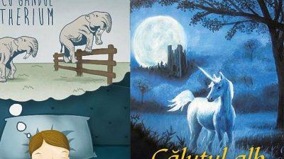 """Căluțul alb, la """"O noapte printre giganți"""" la Antipa"""