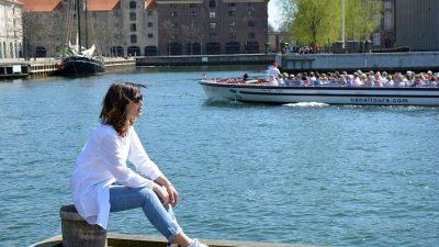 La Copenhaga trăim cea mai frumoasă perioadă din viață