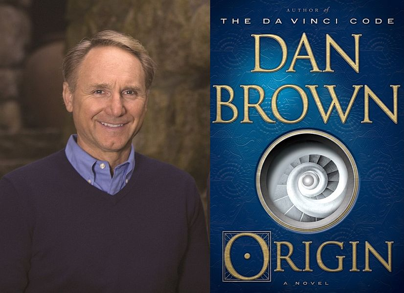 Origini de Dan Brown, lansată în noiembrie în România