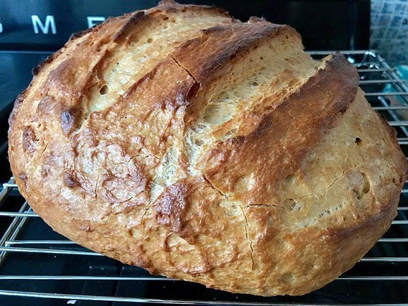pâine făăcută cu dragoste