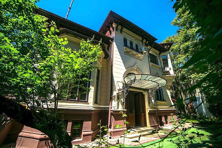 Clădiri de patrimoniu din București se vând la licitație.Casa Ecaterinei Procopie Dumitrescu