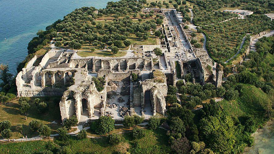 Sirmione Grotte di Catullo