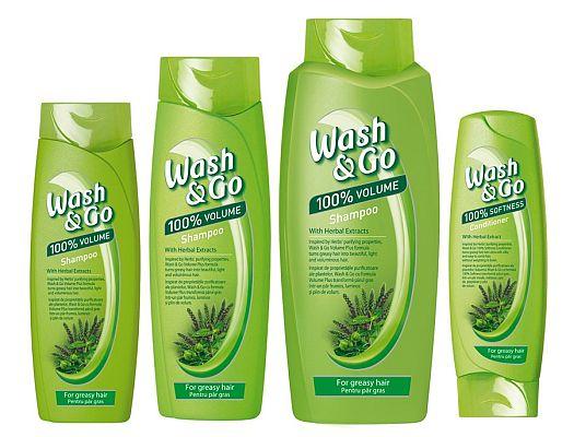 Wash&Go Herbal