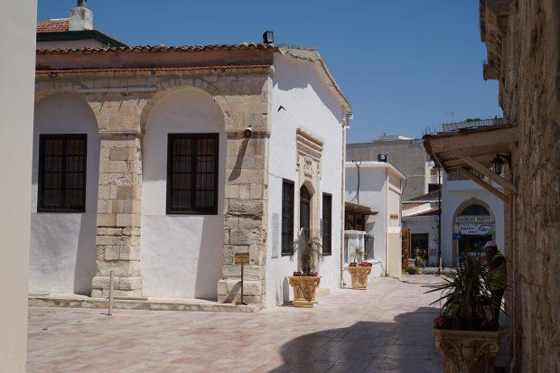 Muzeul Bizantin Sf. Lazarus, Larnaca