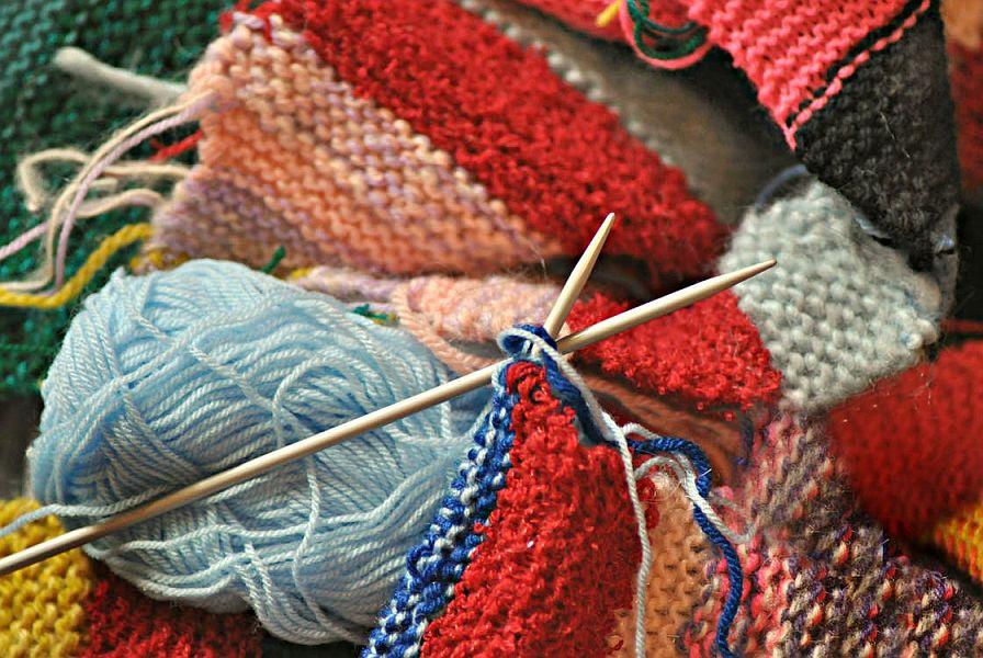 Fără dogme - tricotat și păcat de Sărbători