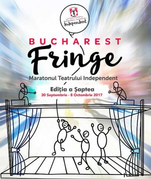 Bucharest Fringe - Maratonul Teatrului Independent