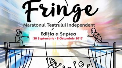 Bucharest Fringe – Maratonul Teatrului Independent