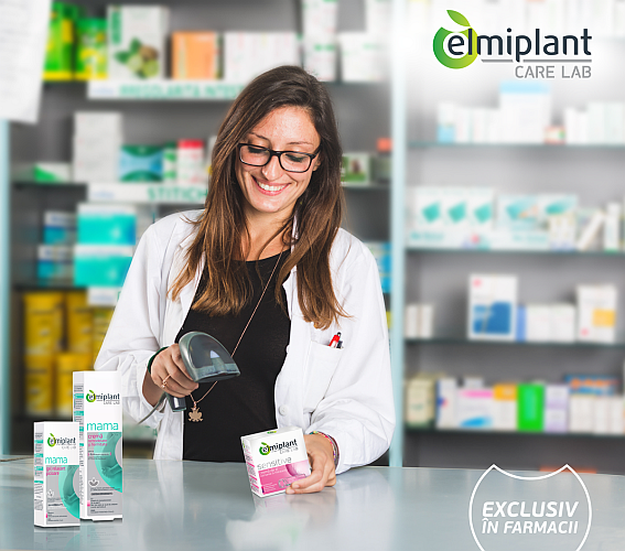 elmiplant Care Lab, exclusiv in farmacii