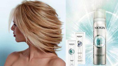 Secretele unui păr frumos cu Nioxin