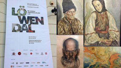 """Expoziție eveniment """"În lumea personajelor lui Löwendal"""""""