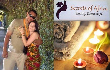 Iulia Frone The Secrets of Africa
