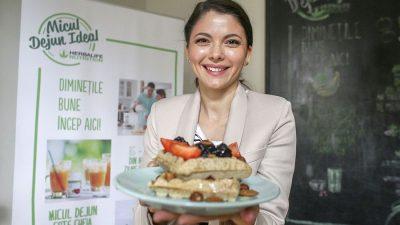 Micul dejun, o cafea? Ce (nu) mănâncă românii la prima masă