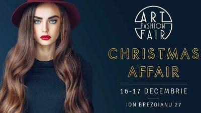 Art Fashion Fair ne așteaptă cu surprize de Crăciun