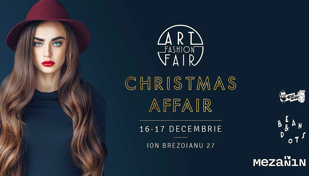 Art Fashion Fair Christmas Affair 2017