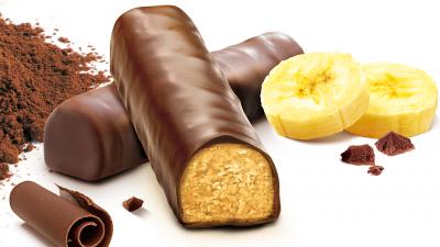Gerlinéa cu banane și ciocolată, un dulce fără grija siluetei