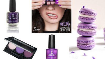 Noutăți de make-up în culoarea anului