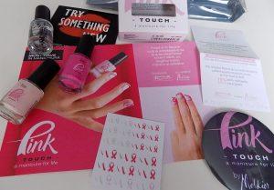 pink touch manichiura care salvează vieși