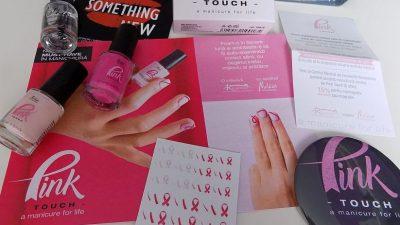 Pink Touch de la Melkior, manichiura care salvează vieți
