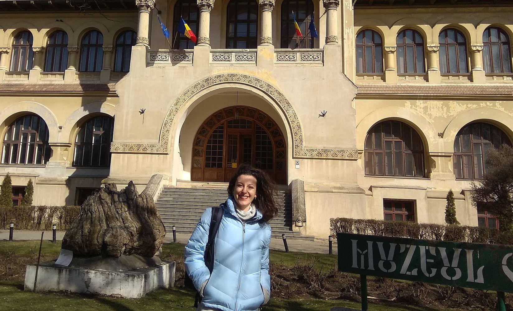 Daria Barcheri - o italiancă a emigrat la București