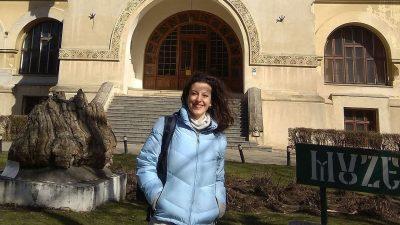 """O italiancă din Padova, de 4 ani la București: """"Aici simți că respiri"""""""