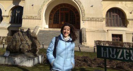 O italiancă din Padova, de 4 ani la București