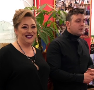 Cristina si Ioan Smadu