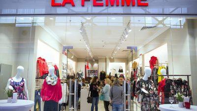 La Femme România a deschis un nou magazin în București