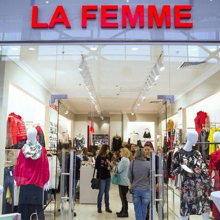 La Femme Romania isi deschide cel de-al zecelea magazin