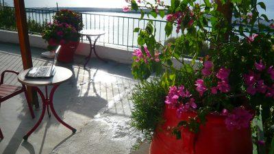 Cea mai frumoasă insulă din Grecia, casa mea pentru o iarnă