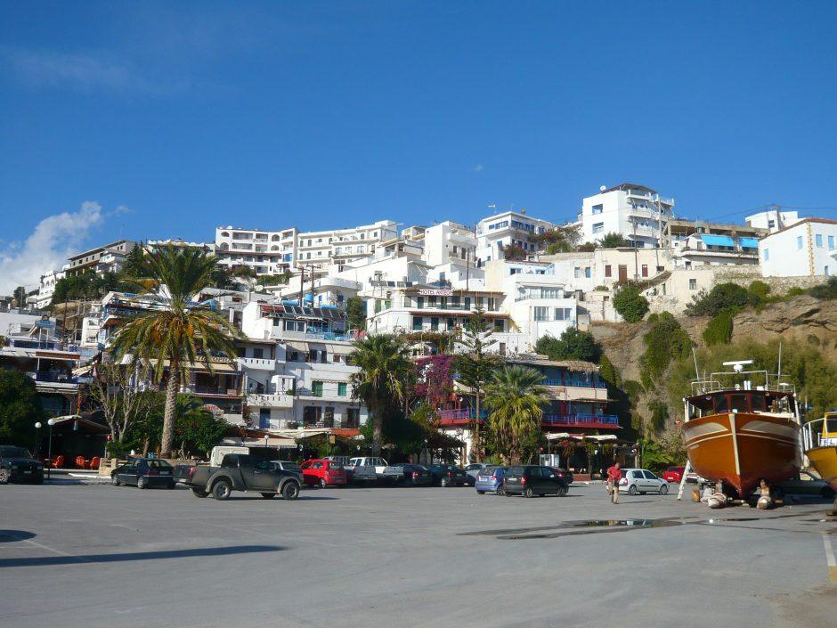 Agia Galini, insula Creta, Grecia