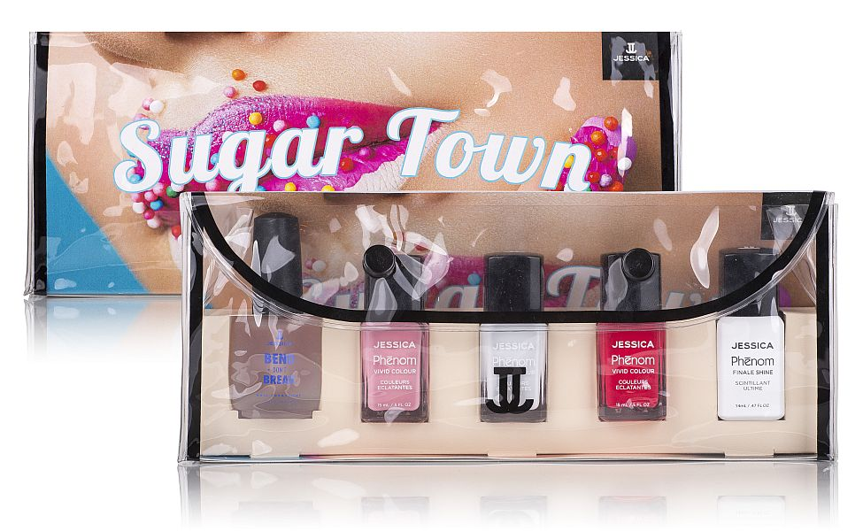 Kit Jessica Sugar Town Phenom Summer Collection
