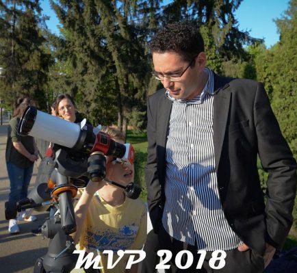 Ciprian Vîntdevară, astronom și muzeograf Bârlad