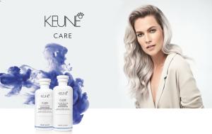 keune șampon și balsam pentru părul blond argintiu